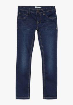 Name it - NKMROSS DNMTHAYER PANT - Jeans slim fit - dark blue denim