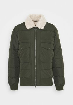 Barbour International - JAVA QUILT - Winterjacke - sage