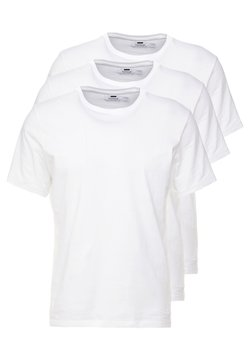Topman - 3 PACK - Basic T-shirt - white