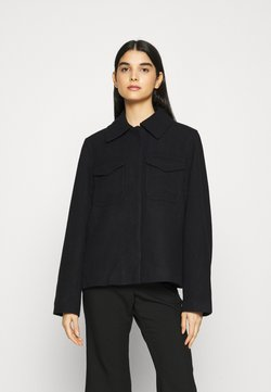Weekday - ISA JACKET - Summer jacket - black