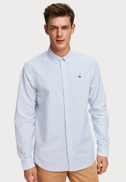 Scotch & Soda - OXFORD - Hemd - light blue