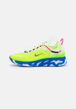 Nike Sportswear - REACT LIVE PRM - Sneaker low - barely volt/hyper royal/electric green/hyper pink/white/black