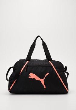 Puma - GRIP BAG PEARL - Sports bag - black/peach