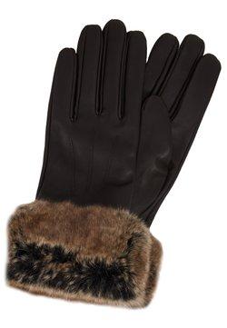 Barbour - Gloves - dark brown