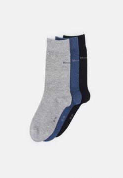 Marc O'Polo - SOCKS 3 PACK - Socken - navy