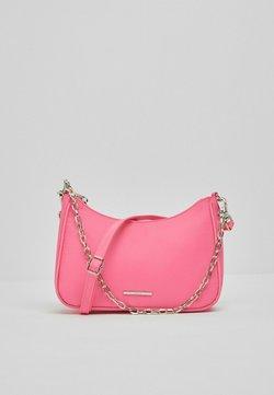 Bershka - Torebka - neon pink