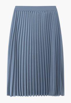 Grunt - HAZZ - Spódnica trapezowa - blue