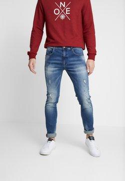 Petrol Industries - SEAHAM REPAIR - Jeans slim fit - midnight blue