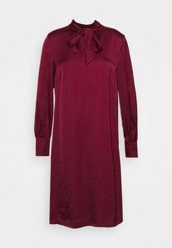 Esprit Collection - DRESS - Cocktailkleid/festliches Kleid - bordeaux/red