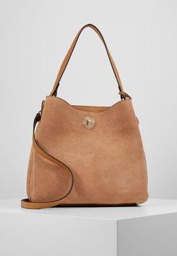L.CREDI - EVELINA - Handtasche - camel