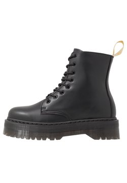 Dr. Martens - VEGAN JADON II MONO - Bottines à lacets - black