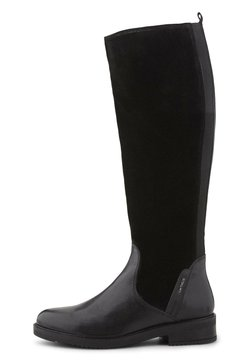 TOM TAILOR - Stiefel - black