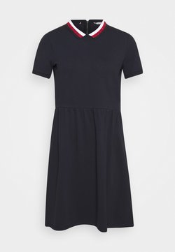 Tommy Hilfiger - ABBY RELAXED - Day dress - desert sky