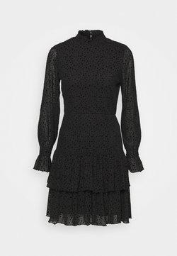 ONLY - ONLSANNA DRESS - Cocktailkleid/festliches Kleid - black