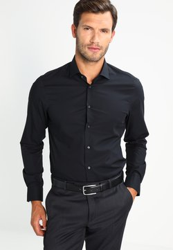 Tommy Hilfiger Tailored - SLIM FIT - Camicia elegante - black