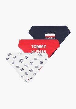 Tommy Hilfiger - BABY BIBDANA GIFTBOX 3 PACK  - Lätzchen - blue