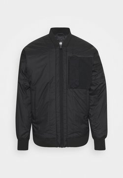 G-Star - LINER - Giubbotto Bomber - black