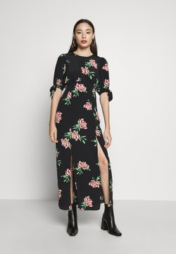 Miss Selfridge Petite - SPACED FLORAL MAXI - Freizeitkleid - multi