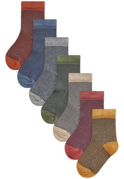 Next - 7 PACK  - Calcetines - blue