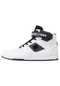 DC Shoes - PENSFORD SE - Skeittikengät - white/black