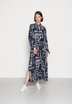 GANT - DRESS - Maxikleid - evening blue