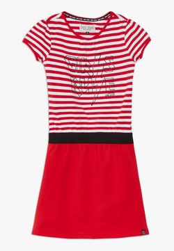 Cars Jeans - KIDS SAMAI DRESS - Jerseykleid - red