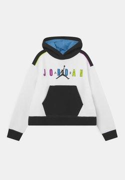 Jordan - COLOR OUTSIDE THE LINES - Bluza - white