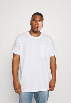 Esprit - PEACH  - T-shirts - off white
