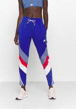 adidas Performance - PANTS - Spodnie treningowe - bold blue