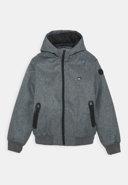 Quiksilver - BROOKS YOUTH - Veste d'hiver - medium grey heather