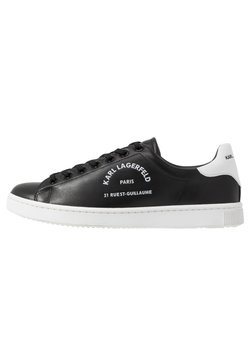 KARL LAGERFELD - KOURT MAISON LACE - Sneaker low - black