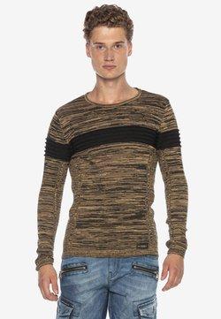 Cipo & Baxx - Strickpullover - brown