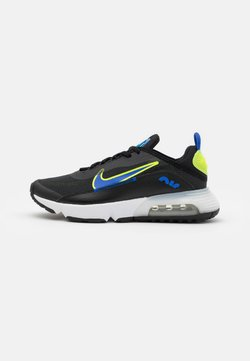 Nike Sportswear - AIR MAX 2090 - Baskets basses - black/racer blue/volt/vivid purple/white/dark smoke grey