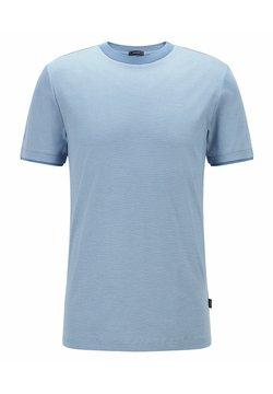 BOSS - T-Shirt print - blau