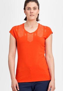 Mammut - TROVAT - T-Shirt print - poinciana