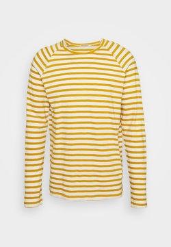 Nudie Jeans - Langarmshirt - yellow