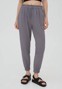 PULL&BEAR - Jogginghose - mottled light grey