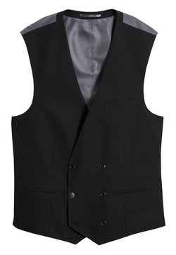 Next - Double Breasted - Gilet elegante - black