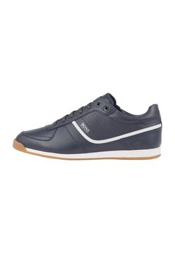 BOSS - GLAZE LOWP - Sneaker low - dark blue