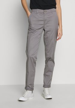 Esprit - Chinosy - light grey