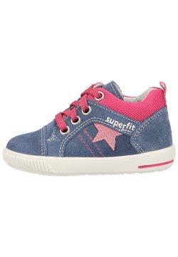 Superfit - Lauflernschuh - blau/rosa