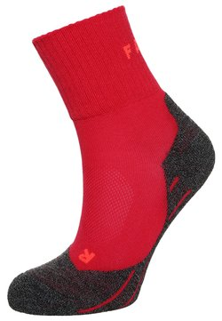 FALKE - TK2 SHORT COOL  - Sportsocken - rose