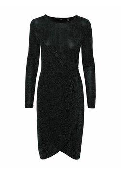 Vero Moda - GLITZER - Cocktailkleid/festliches Kleid - black