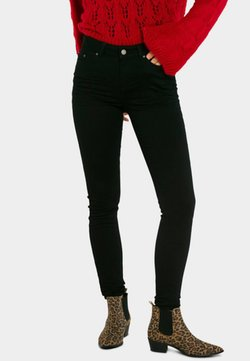 Pieces - Jeans Skinny Fit - black denim