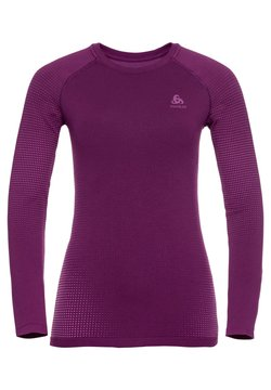 ODLO - CREW NECK PERFORMANCE WARM - Funktionsshirt - violett (322)