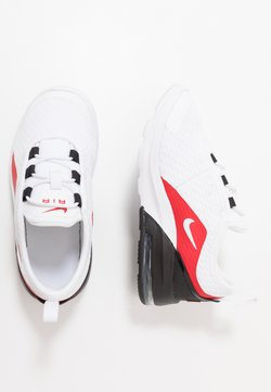 Nike Sportswear - AIR MAX MOTION 2 - Sneakers laag - white/university red/black
