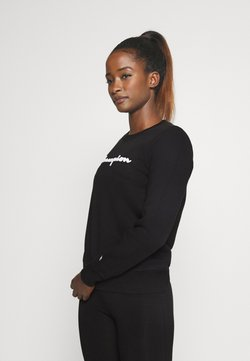 Champion - CREWNECK - Collegepaita - black