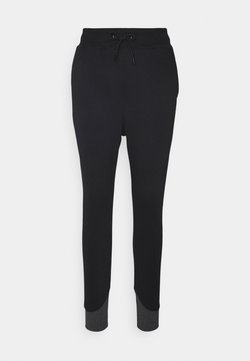 G-Star - PREMIUM CORE TAPERED PANT - Jogginghose - black