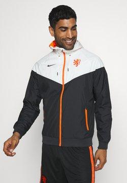 Nike Performance - NIEDERLANDE KNVB - Nationalmannschaft - black/sail