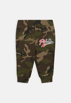 Polo Ralph Lauren - BOTTOMS-PANT - Pantalones - green